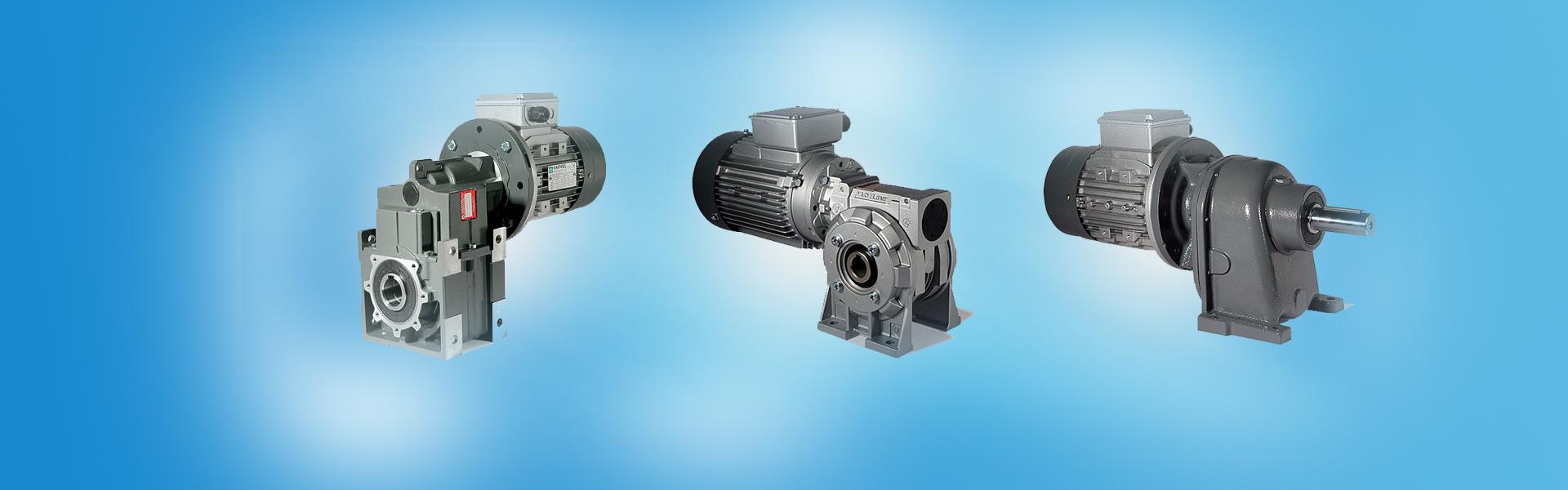 Electric Motors, Three Phase AC Induction Motors, Energy Efficient ...